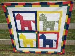 Horse Quilt Pattern Inspiration Saddle Up 48 Horse Quilt Patterns FaveQuilts
