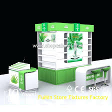 Retail Product Display Stands Product Display Cases Collagen Cosmetic Display Case And Stand 73