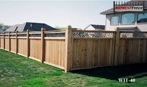 wood privacy fences. Tongue And Groove Privacy Fence With Ivy Top Wood Fences