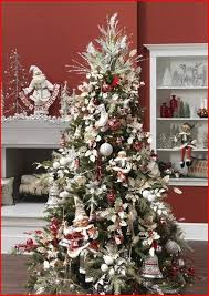 christmas trees decorated in red and silver. Unique Silver Download Image Original Resolution  On Christmas Trees Decorated In Red And Silver R