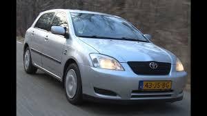 Klokje Rond Toyota Corolla Autoweeknl