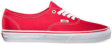 red vans shoes for girls. amazon.com | vans authentic red mens womens skate shoes (14) skateboarding for girls a