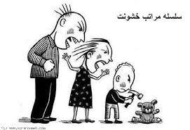 نتیجه تصویری برای کاریکاتورخشونت