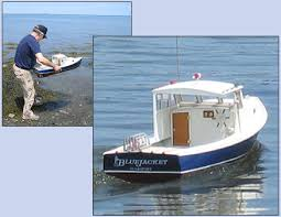 bluejacket ship crafters bluk204 bluejacket s r c maine lobster boat 1 12 scale wood ship kit
