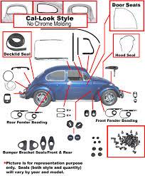vw complete car rubber kit, cal look, super beetle sedan 1974 1976 1974 Super Beetle Wiring Harness vw complete car rubber kit, cal look, super beetle sedan 1974 1976 1974 vw super beetle wiring harness