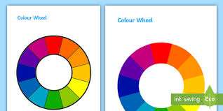 A little delightful is coming soon. Color Wheel Teacher Made