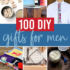 Design Gifts For Men Creative Diy Gift Ideas For Men From The Dating Divas