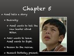 the kite runner chapter  11 chapter 5 assef