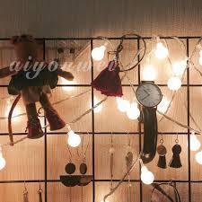 Dây 100 đèn LED gắn bóng tròn dùng trang trí ngoài trời giảm chỉ còn 118,800