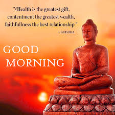 62 Buddha Good Morning Images Photo For Whatsapp