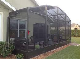 factors in screen enclosure cost and