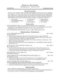 Example Resume For Internship Resume Internship Examples Er Letter ...