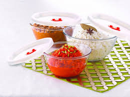 microwavables borosil set of 3 mixing bowl with plastic lid ih22mbn6913