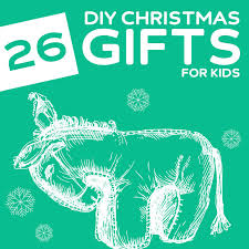 Christmas Gifts Kids Can MakeHomemade Christmas Gifts That Kids Can Make