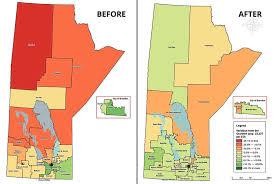 Mla Guidelines 2020 New Electoral Boundaries For 2020 Winnipeg Free Press