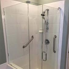 glass shower tub enclosures