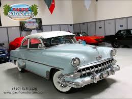 1954 Chevrolet Bel Air/150/210 Manual 2-Door Coupe, Beautiful! for ...