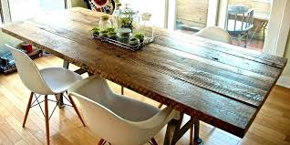 lovable adorable style reclaimed pallet wood dining table set ture luxuriant style reclaimed pallet wood dining