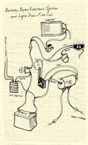 british chopper wiring the cycle source magazine world report triumph ldquobritish wiring diagramrdquo boyer dual coil