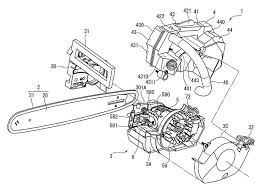 chainsaw chain drawing. chainsaw chain technical drawing - google search h