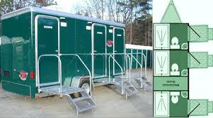 shower toilet combo unit a complete line of deluxe portable bathroom and trailer units airstream shower toilet combo unit