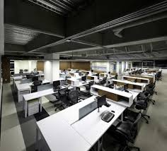 office space design. Modern Office Space Design F