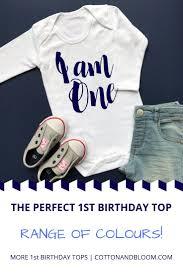 Birthday Vest Design I Am One Birthday Vest Script Long Sleeve Vest Design In