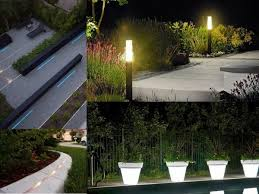 modern garden lighting. garden design with modern lighting ideas u awesome led landscape front