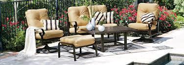 woodard aluminum patio furniture