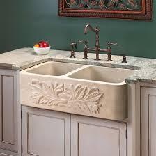 drop in farmhouse kitchen sink home interior design ideas drop in sink with granite countertop