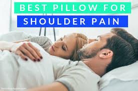 Best <b>Pillows</b> for Shoulder Pain in 2020   Best <b>Sleep</b> Health