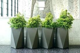 giant planters large landscape pots garden flower home depot planter interesting plastic plant