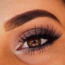 easy eye makeup for brown eyes photo 1