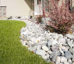 River Rock Bed Ideas  Gorgeous Garden Ideas Rock Gardens Ideas Rock Garden  Ideas to Make