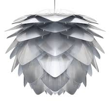 silvia pendant light shade steel