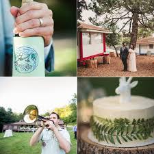 100 Ideas For a Summer Camp Wedding