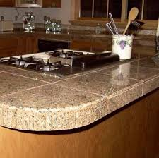 Kitchen Counter Top Tile Kitchen Countertops Pictures And Ideas