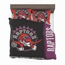 toronto raptors nba basketball bedding set 2