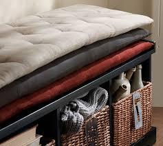Samantha Tufted Bench Cushion