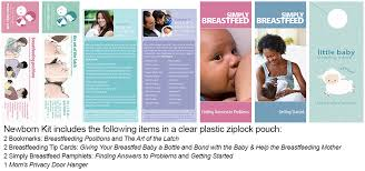 baby pamphlets basics of breastfeeding kits la publishing