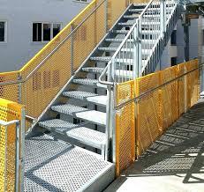 outdoor stair stringers interesting metal outdoor stairs exterior stair stringers by fast exterior stair metal outdoor