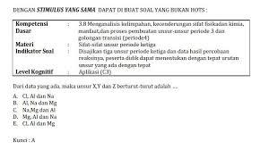 Try the suggestions below or type a new query above. Penyusunan Soal Hots Tahun 2017 Mutu Didik