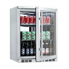 beverage refrigerator under counter beverage refrigerator ge beverage fridge under counter countertop locking glass door beverage