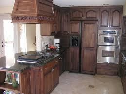 staining oak kitchen cabinets