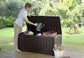 Купить <b>Сундук KETER GLENWOOD STORAGE</b> BOX 390 L по цене ...