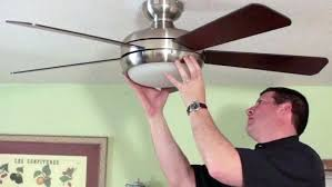 replacing ceiling fan with light