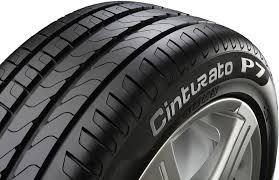 Экологичная <b>шина Pirelli Cinturato</b> P7