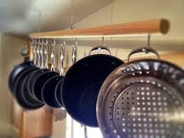 Kitchen Pan Storage Kitchen Pot Hanging Hooks Kitchen Cabinets