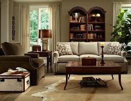 Small Space Ideas  Furniture To Save Space Traditional Living Traditional Living Room Curtains