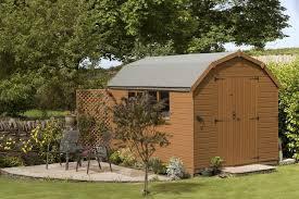 6 top shed design options